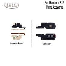 ocolor For Homtom S16 Antenna Paper For Homtom S16 Loud Speaker Buzzer Ringer Mobile Phone Accessories