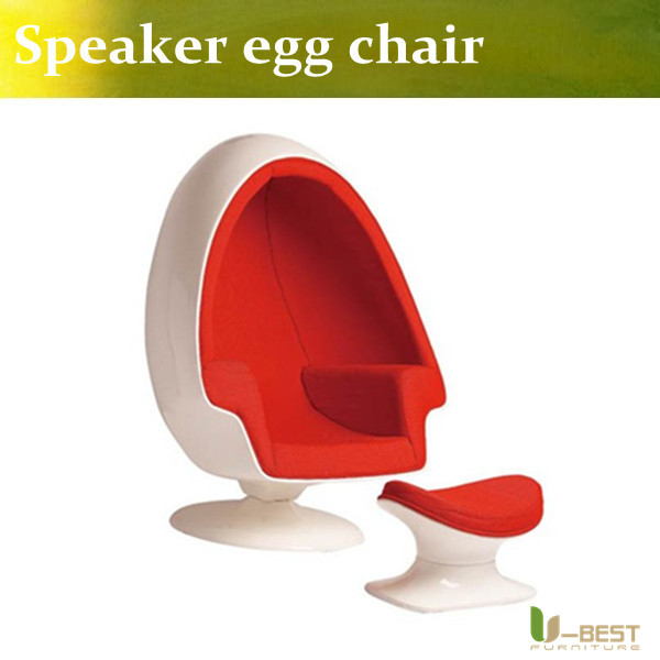 online buy wholesale speaker egg chair from china speaker egg chair wholesalers. Black Bedroom Furniture Sets. Home Design Ideas