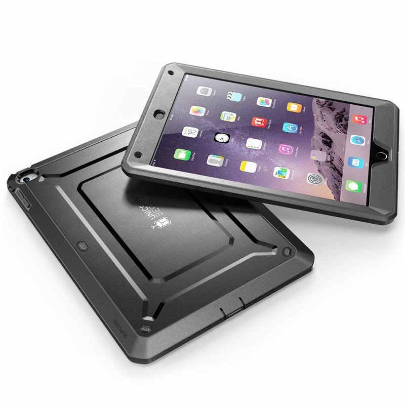 SUPCASE do ipada Mini/Mini 2 3 Case UB Pro wytrzymała dwuwarstwowa hybrydowa osłona ochronna z wbudowanym ochraniaczem ekranu