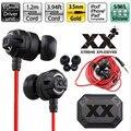 Ha-fx1x fones de ouvido portátil 3.5mm inear fones de ouvido som claro baixo gaming headset auriculares para o iphone mp3 mp4 xedain xiaom