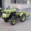 Montar Tractor 15HP Suministro de Todo Tipo de Tractores Agrícolas Cultivador Sembradora