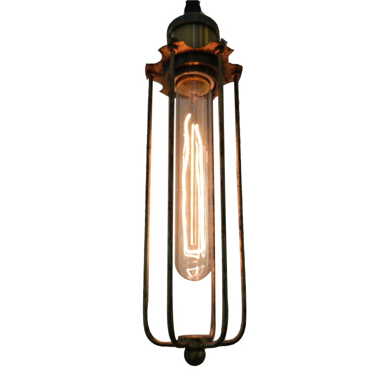 Hot Vintage Edison Industrial Ceiling Pendant Lamp Hanging Lighting Loft American Country Restaurant Bedroom Lamp European Retro vintage loft industrial edison flower glass ceiling lamp droplight pendant hotel hallway store club cafe beside coffee shop