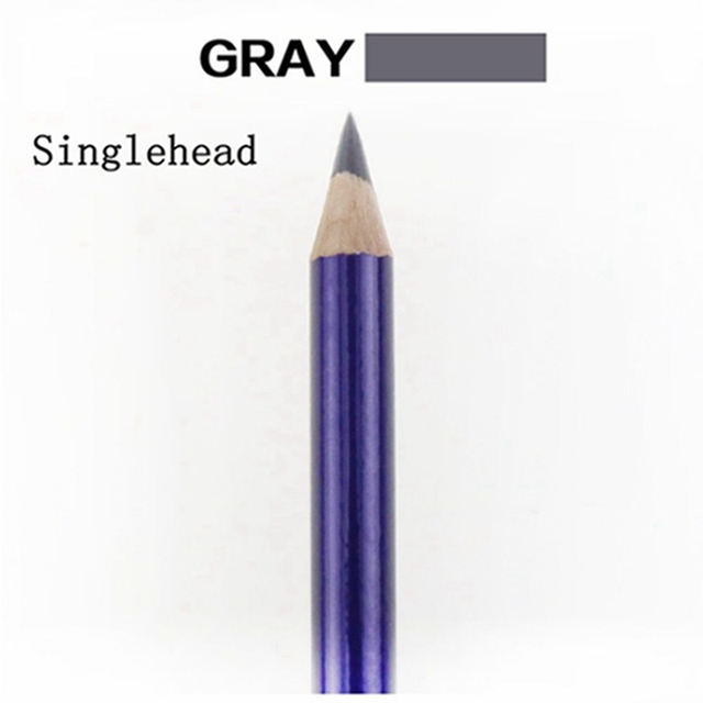Microblading Brow Pencil Permanent Makeup Pencil Eyebrow Tattoo Line Design Positioning Eyebrow Waterproof Pencil Tattoo Tools 1