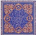 100 * 100 cm mujeres bufanda de seda de primavera xxl square 00% seda mancha bufanda marca blanca leopardsilk chales bufandas wraps pashminas