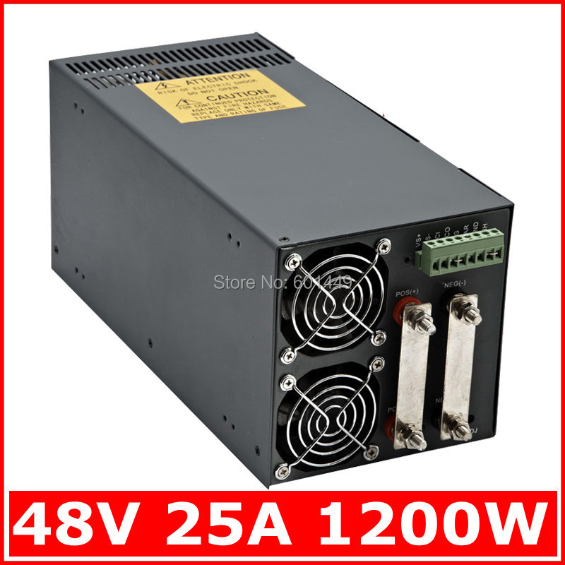 Electrical Equipment & Supplies> Power Supplies> Switching Power Supply> S single output series>SCN-1200W-48V cw15e 06a t emi power supply filter 110 250v 6a ac electrical equipment adapters power supplies