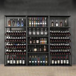 2018 новый дизайн железа винный шкаф для хранения