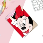 Mickey Cases For Apple ipad Air Case Cover Transparent Soft Mouse Cover For iPad 5 Case Coque Funda For iPad Air 1st Case Capas