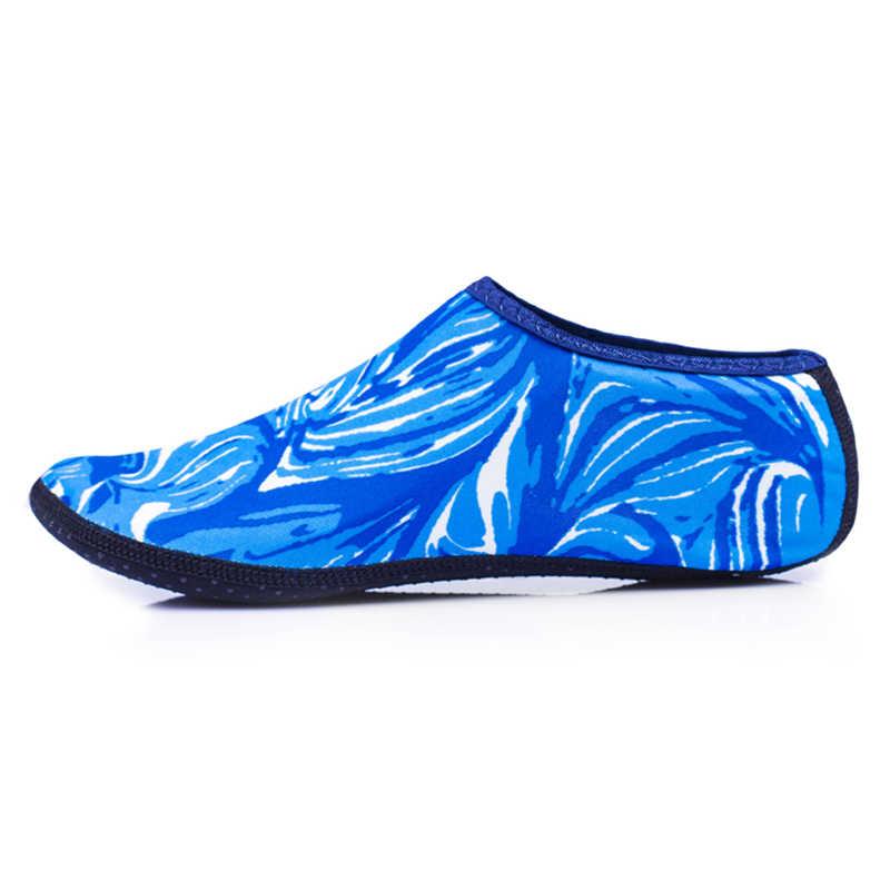 Litthing צבעוני יוניסקס קיץ מים נעלי גברים נשים סנדל Chaussure נעלי בית חוף פארק מים סנדלי שקופיות Sandalias