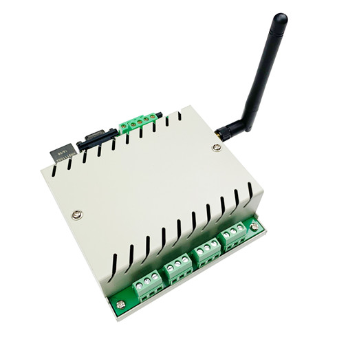 4 Gang WiFi Network Relay Control Smart Home Automation Diy Switch Module Remote Controller Alarm Domotica Ethernet RS232