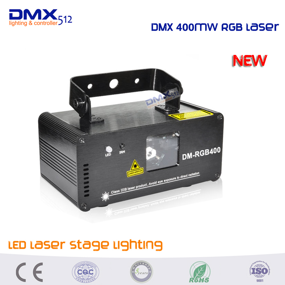DHL Free shipping Remote DMX  RGB Laser Stage Lighting Scanner DJ Dance Xmas Show Blue Light LED Effect Projector Disco item mantra downlight