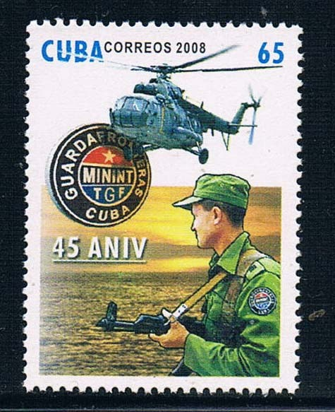 The 2008 Air Force fighter Helicopter FA0477 1 new stamps 1125