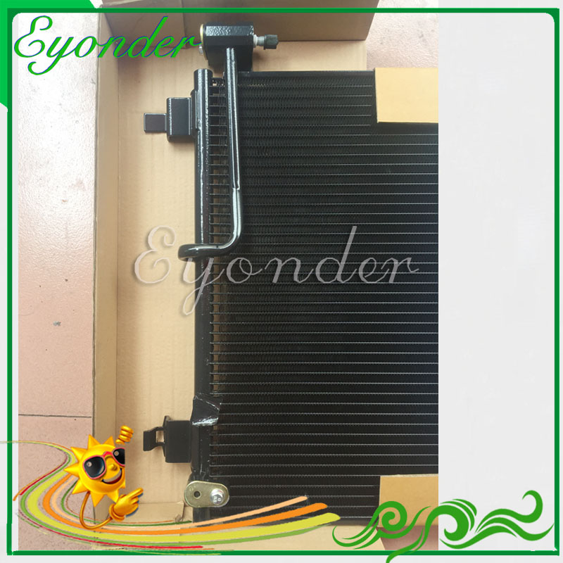Nissens 940329 Condenser air conditioning