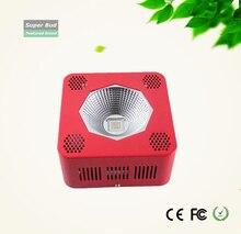 Max1 cob led crece la luz 75 w 100 w 200 w hidropónico espectro completo 6 bandas de vegetales de frutas y flores de hierbas planta que crece la lámpara de efecto invernadero