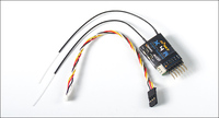 FrSky X4RSB 3 16 Channel Telemetry Receiver