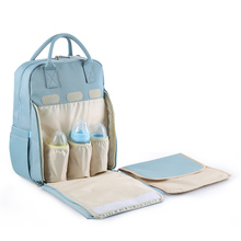 Insular baby diaper Bag Backpack for mummy Large Capacity Travel nappy Bag Maternity Nursing Bag baby care Backpack baby care цена и фото