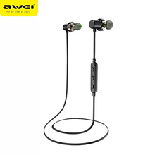 X680BL Bluetooth Earphone Sport Waterproof Wireless Mini Metal Mobile Phone with Microphone