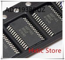10PCS/LOT AD7193BRU AD7193BRUZ AD7193 TSSOP-28