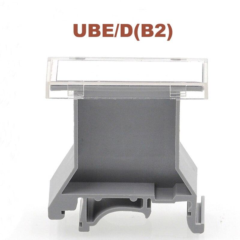 f2a571d590cd 20/50/100 piezas Reino Unido Terminal Mark Torre UBE/D B2 etiqueta portador  dia terminales de ...