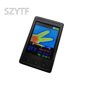 Image 4 - GY MCU90640 MLX90640 IR 32*24 módulo de cámara de Sensor de matriz de punto termométrico infrarrojo