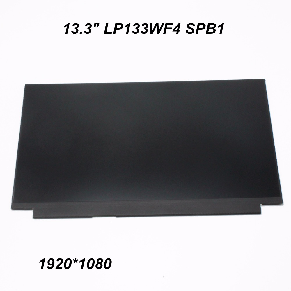 13.3 LCD Screen Display Panel Matrix LP133WF4 SPB1 N133HCE GP1 LQ133M1JW15 NV133FHM N52 LTN133HL09 30 Pins For Ideapad Air 1313.3 LCD Screen Display Panel Matrix LP133WF4 SPB1 N133HCE GP1 LQ133M1JW15 NV133FHM N52 LTN133HL09 30 Pins For Ideapad Air 13