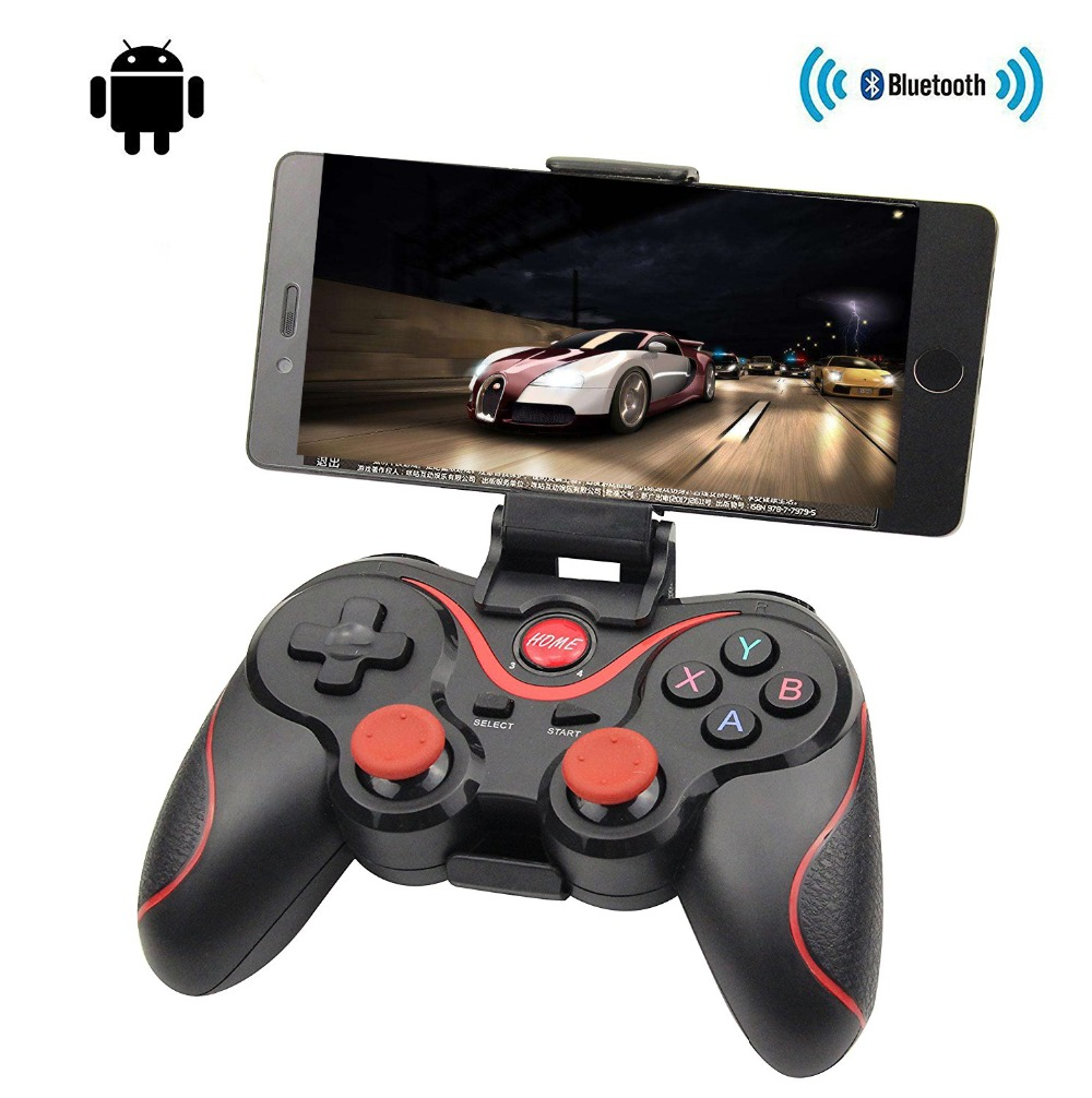 T3 X3 Wireless Joystick Bluetooth 3.0 Gamepad Gaming Controller Gaming Remote Control for Tablet PC Android Smart mobile phone цена