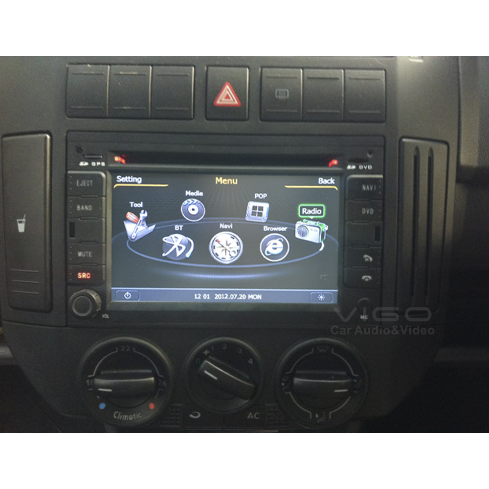 autoradio gps navigation f r vw volkswagen polo passat b5. Black Bedroom Furniture Sets. Home Design Ideas