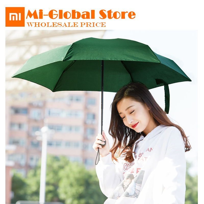 Original Xiaomi umbrella 50% fold Super short Umbrellas protable Ultralight sun protection Rainy Umbrellas Windproof 2 7 m column 8 bone umbrella sun outdoor umbrellas patio security promotional balcony page 9