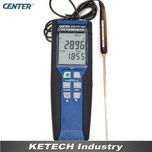 Цифровой Портативный высокой точности терморегистратор CENTER376