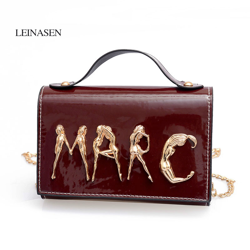 dda8a3cde Comprar Bolsos de mano nuevos de mujer Mini bolsa de cuero de moda femenina  carta Ruched bolso bandolera bolso de hombro louis gg Bolsas Online Baratos