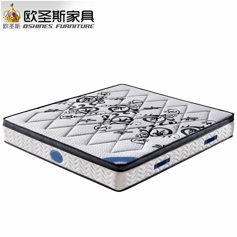 Factory Wholsale Special Price 2019 New 4 5 Stars King Queen Size Home Use Spring Latex Memory Foam Coconut Fiber Soft Mattress
