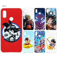 Silicone Case for Xiaomi Mi A2 8 Lite Redmi 6 6A Note 5 Plus 6 5A Pro S2 Pocophone Poco F1 Phone Cover Dragon Ball Z Anime Goku one punch man anime phone case for xiaomi redmi s2 y3 y2 note 7 7s 6 5 pro 4 4x mi f1 9 8 a2 lite pattern cover capa coque