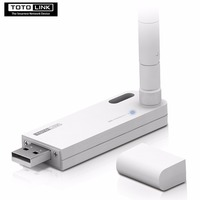 TOTOLINK N200UP 150Mbps Wireless N USB Adapter USB Wireless Network Card Desktop Notebook WIFI Receiver Wi