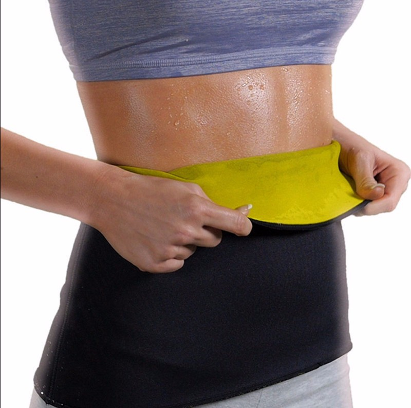 how to use a waist trainer belt