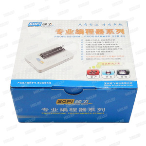Image 4 - SoFi SP16 B EEPROM פלאש מתכנת SP16B גבוהה מהירות EEPOROM SPI פלאש USB מתכנת