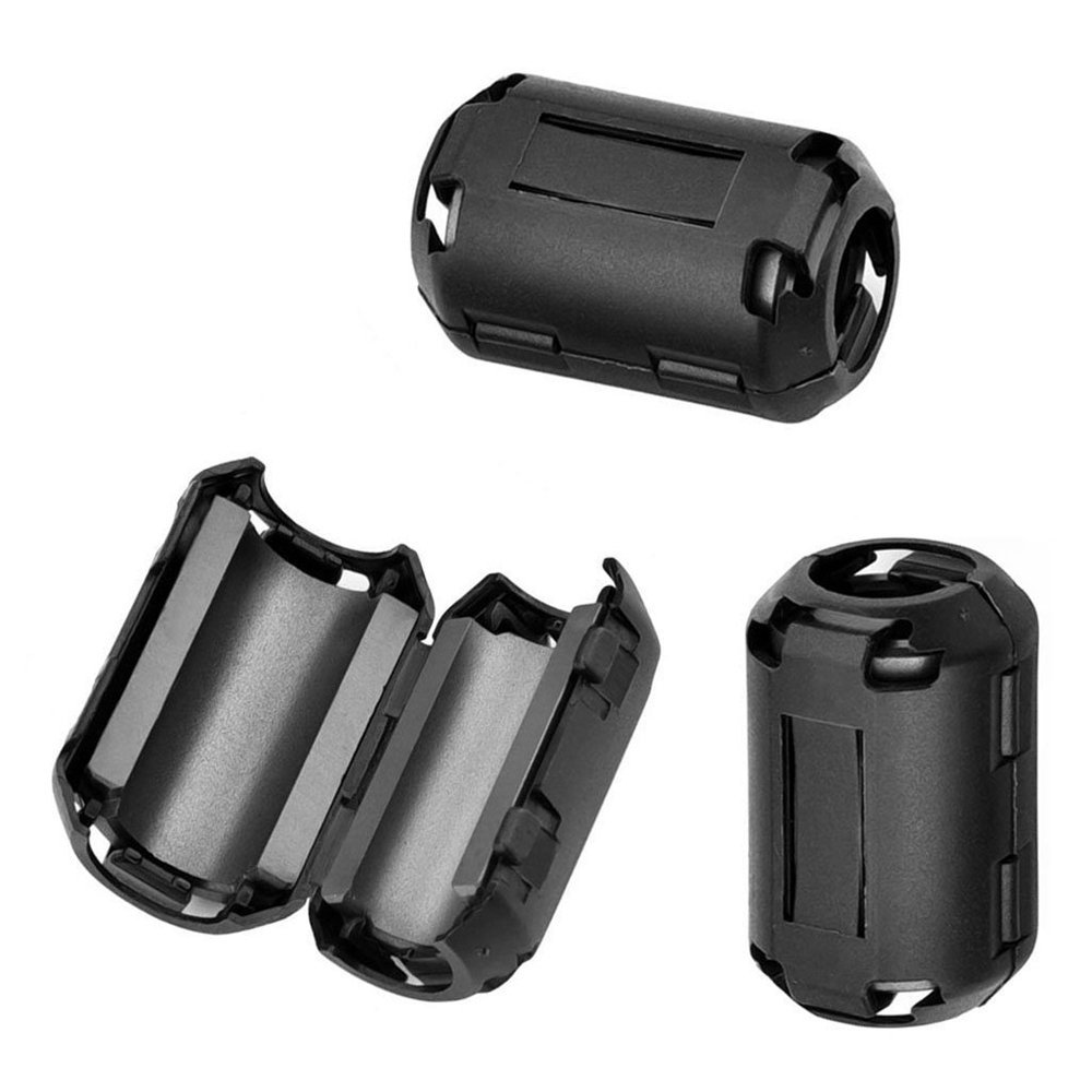 NOISE-SUPPRESSOR-FILTER Audio-Cable Ferrite-Core Choke HDMI Cord-Ring EMI Bead For Antenna