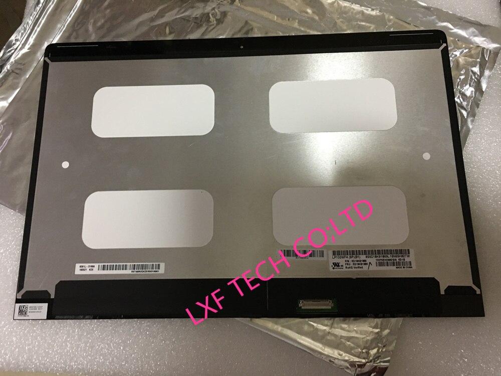 ORIGINAL NEW 13.3 lcd led screen panel LP133WF4-SPB1 LP133WF4 SPB1 1920*1080