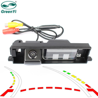 Intelligent Dynamic Trajectory Tracks Rear View Camera Backup Reverse Parking Camera For Toyota RAV4 RAV 4