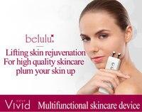Belulu vivi micro current facial lifting device eye bags removal eye around skin care device
