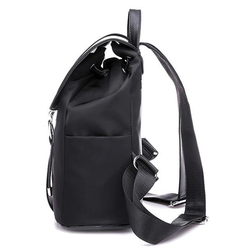 Women Backpack Designer High Quality Nylon Women Bag Fashion School Bags Large Capacity Knapsack Casual Travel Women Backpack Designer High Quality Nylon Women Bag Fashion School Bags Large Capacity Knapsack Casual Travel Bags