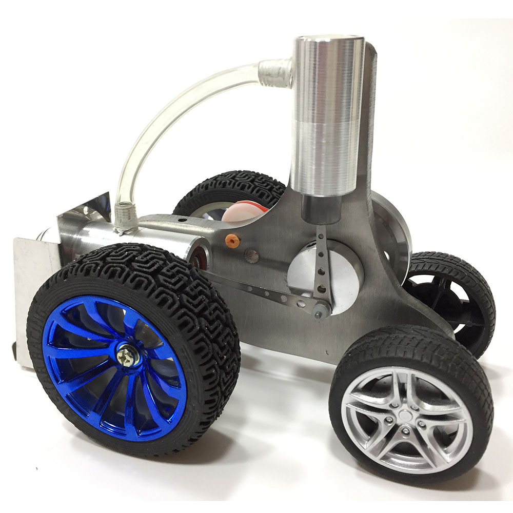Engine external combustion engine generator car model steam engine mini