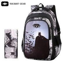printing schoolbag child cute anime backpack travel bag and school bags for teenage boys mochila escolar infantil menino