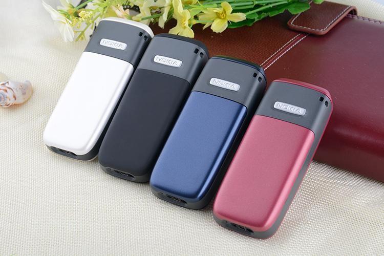 Refurbished Original Unlocked Nokia 2610 the Cheapest multi-language Cellphone white 5