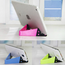 Ipad/kindle suporte folded v huawei stand support android tablet xiaomi universal