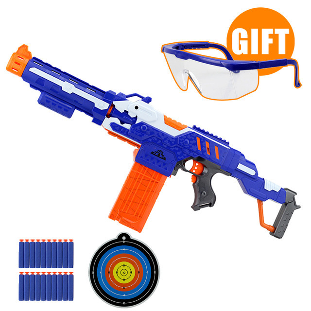 airsoft pistol Toy Gun with target Air Hole Foam gun toys outdoor fun sports & entertainment airsoft air guns Toy sports 2017 classic toy gun target accessories for nerf gun practice shooting target family entertainment toy