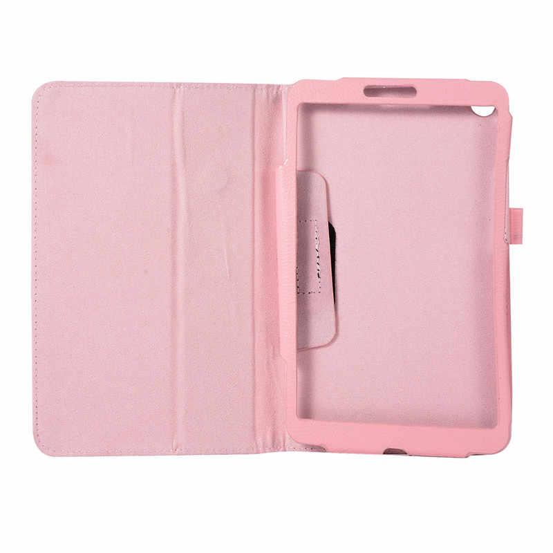 Для Xiaomi mi pad 4 чехол дюймов 8,0 дюймов планшет mi pad 4 Чехол mi pad 4 планшет кожа задняя крышка capas подставка для Xiaomi mi Pad 4 mi Pad4 8