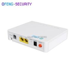 10 teile/los ZTE F603 GPON ONU ZXHN F603 mit 2 lan port + 1 stimme port, SIP protokolle, englisch interface