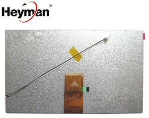 Heyman 10.1 inch 60 pin lcd screen 73002015743C E203460 761003176813 E219454 LCD display screen panel Repair replacement(China)