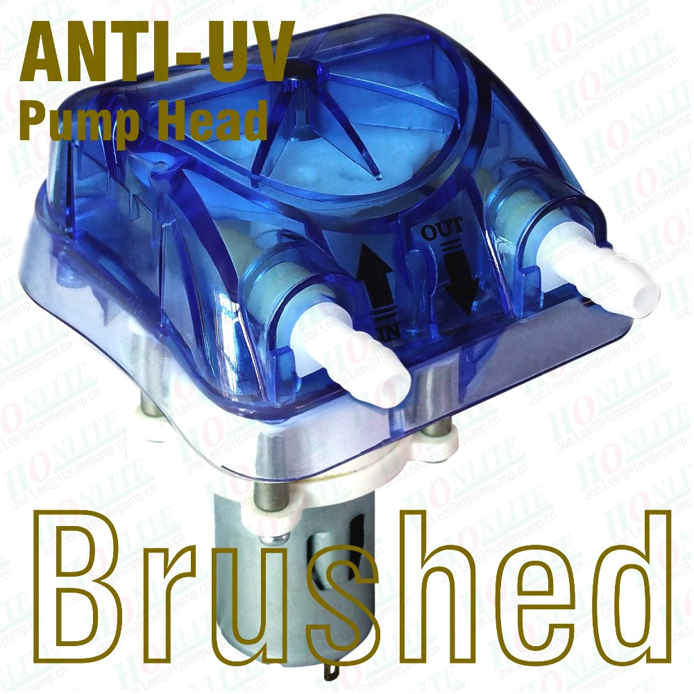 1000ml/min, 24Vdc Peristaltic Pump with ANTI-UV Exchangeable Pump Head in Blue and FDA approved PharMed BPT Peristaltic Tube 50 400ml min 230v peristaltic pump reversible brushless motor exchangeable pump head