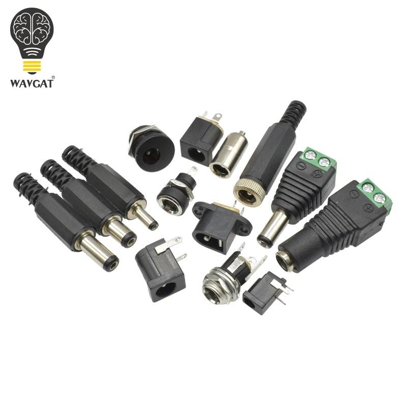 DC Power Jack Socket Connector 5.5*2.1MM 0.7 2.0 MM DC 005 DC 002 DC 012 DC 017 DC 022 DC 022B DC 025 DC 083 DC 098 DC 099 DC005|Integrated Circuits|   - AliExpress