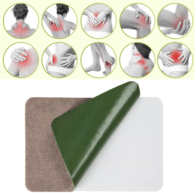 5pcs/lot 7*10 Cm Chinese Medical Pain Patch Shoulder Pain Relief Plaster Back Arthritis Aches Patches